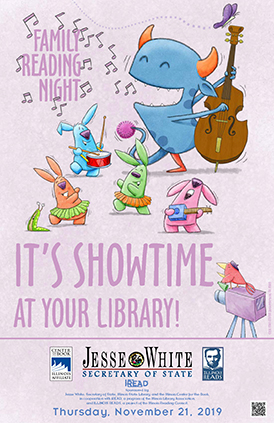 Showtime at your Library