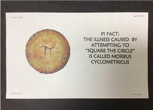 Pi Day Clue