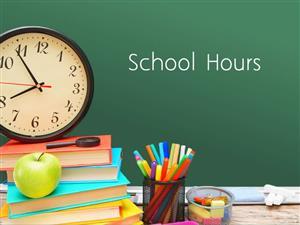 Hillcrest School Hours
