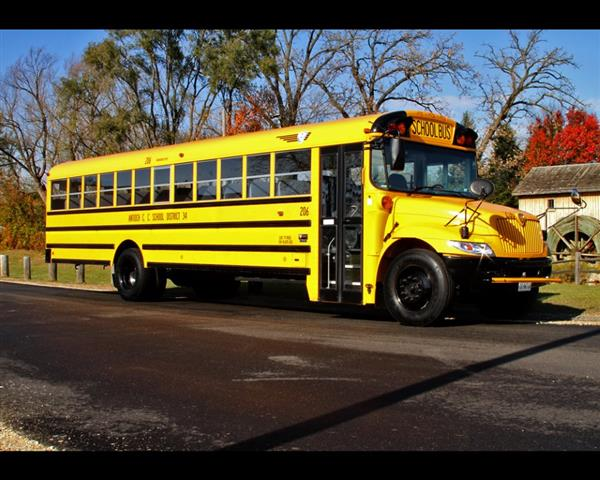 Antioch Bus