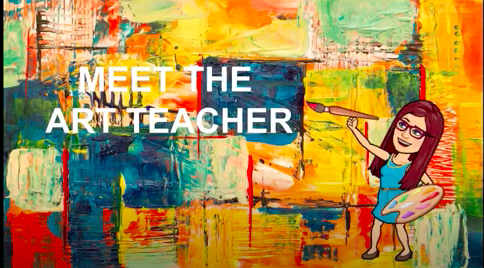 Meet the Art Teacher